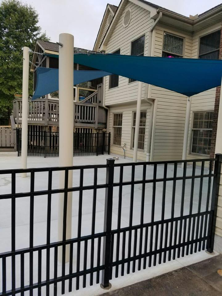 Custom Awnings Screens In Frankfort Ky Kentucky Awning